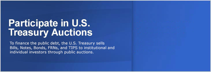 Photo for Learn About U.S. Treasury Auctions